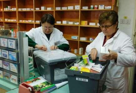 Lekovi za  Dom zdravlja Alibunar u vrednosti od 2 miliona dinara
