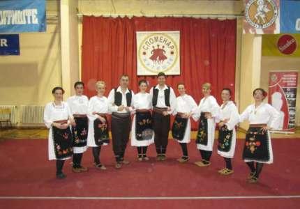 KUD Mladost na jubilarnom okupljanju veterana folklora