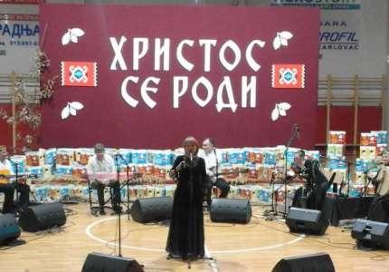 Božićni koncert u Banatskom Karlovcu (FOTO i VIDEO)